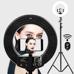 Ring Light Ultra Slim-14 inch LED with Light Stand 3200K