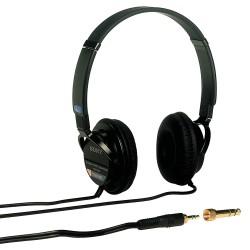 Sony MDR Studio Headphones, Black