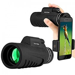 12X50 High Power Monocular Telescope