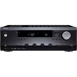 Integra DTM-6 Network Stereo Receiver Black
