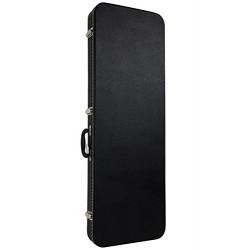 Electric Guitar Hard Case - Black