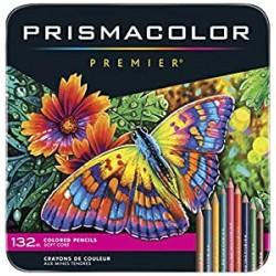 0.70 mm, 132 Assorted Colors/Set