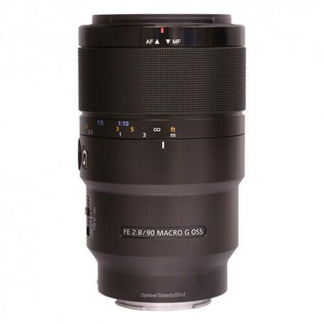 Sony FE 90mm f/2.8 Macro G OSS Lens SEL90M28G