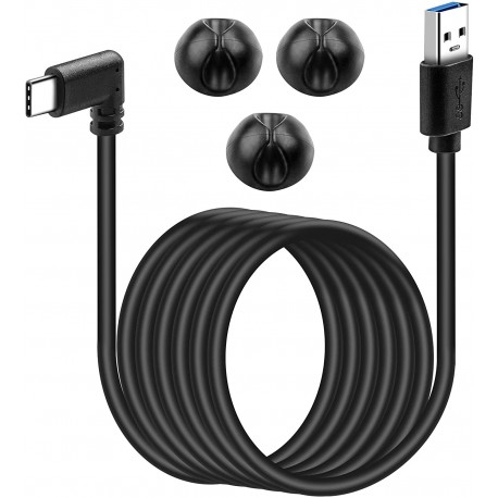 Compatible for Oculus Quest 2 Link Cable 16FT