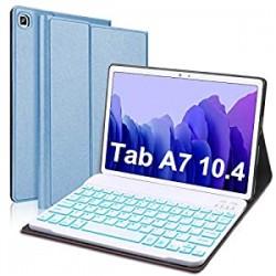 Case for Samsung Galaxy Tab A7 10.4'' 2020 Model (SM-T500/T505/T507), FARYODI Wireless Detachable Samsung