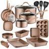 20-Piece Nonstick Kitchen Cookware Set