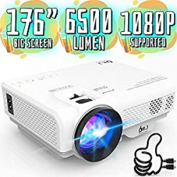 Portable Projector for Home Theater Entertainment