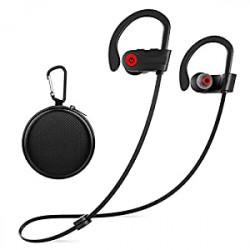 Wireless Headphones, Bluetooth Headphones,Sports Earbuds, IPX7