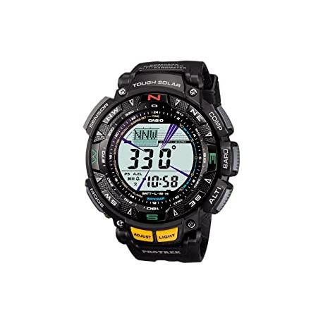 Casio Watch Protrek Triple Sensor Tough Solar 2