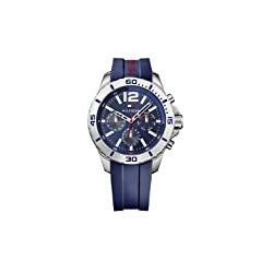 Men's 1791142 Cool Sport Analog Display Quartz Blue Watch